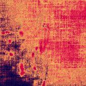 Retro texture. With red, orange, purple, violet patterns
