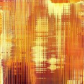 Grunge old texture as abstract background. With yellow, brown, red, orange patterns