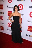 LOS ANGELES - OCT 17:  Morena Baccarin at the 10th Annual GLSEN Respect Awards at Regent Beverly Wilshire on October 17, 2014 in Beverly Hills, CA
