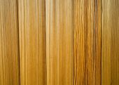 Detail of wood paneling background.