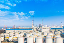 picture of toxic substance  - chemical plant - JPG