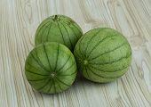 stock photo of aubergines  - Asian vegetable  - JPG