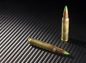 stock photo of piercings  - Ammunition that some consider to be armor piercing - JPG