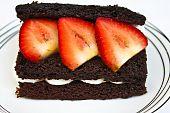 yummy chocolate cake