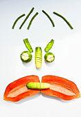 Vegetable fruit design