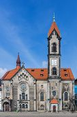 foto of gory  - Lutheran Church of the Saviour in Tarnowskie Gory - JPG