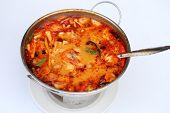 stock photo of thai cuisine  - Tom Yum Goong  - JPG