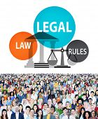 picture of justice  - Legal Law Rules Community Justice Social Gathering Concept - JPG