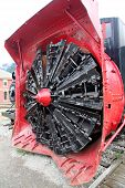 stock photo of machinery  - This was the machinery that kept the railway open to the goldfields of Alaska in the late 1800 - JPG