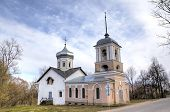pic of trinity  - Trinity Church in the Yamskaya Sloboda - JPG