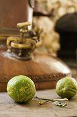 Fermentation of Lemon
