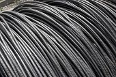 Roll Of Steel Wire