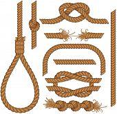 Conjunto de elementos de corda