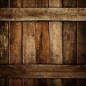 old wood plank