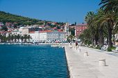 Split City View, Croatia