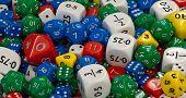 Mixed dice