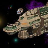 Spaceship #06