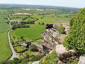 Beeston Castle View