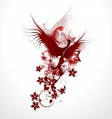 Birds In Love Design