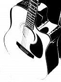 Guitar-Acoustic-Electric