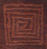 V-v Petroglyph