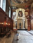 A View Of Chatsworth Chapel, Great Britain