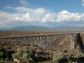 Rio Grande Gorge Bridge - NM 2