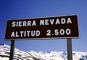 Sierra Nevada,spain