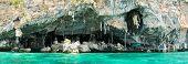 Sea Cave, Phang Nga, Thailand