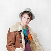 Fashion Teenager