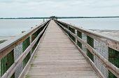 Man Made Wooden Pier