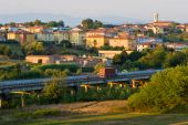 Village In The Toscane