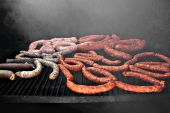Delicious Smoked Sausage.