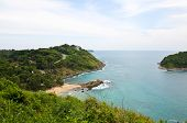 Yanui Beach Is A Quiet Little Cove Located Between Nai Harn Beach And Promthep Cape.