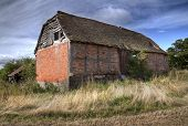 Ruined Barn, England