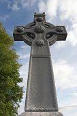 Saint Columba Memorial Celtic Cross