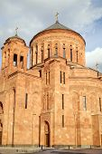 image of apostolic  - Cathedral Armenian church Surb Khach  - JPG