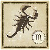 astrological sign - scorpio