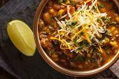 Soutwestern Santa Fe Soup