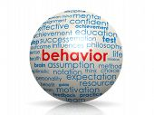 Behavior sphere