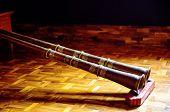 Tibetan horn - dungchen