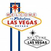 pic of las vegas casino  - vector Las Vegas sign - JPG