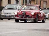 Alfa Romeo 1900 Sprint mille miglia 2014