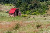 Weathered Virginia Barn