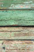 Wooden Painted Background