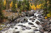 Rocky Icicle Creek.
