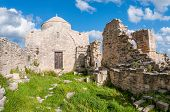 pic of apostolic  - Timiou Stavrou Monastery is located in Late Roman Early Byzantine settlement which is mentioned in Apostoles Acts as the land of Anogyron - JPG