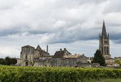 Saint-Emilion France Church