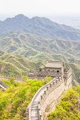 Great Wall In China