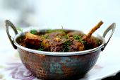 Mutton or Meat Dish